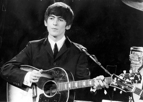ジョージ・ハリスン「George Harrison」:写真・画像(1)[壁紙.com]