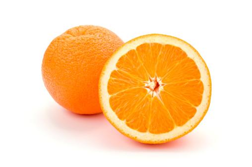 オレンジ色「完璧なオレンジ(クリッピングパスを含む)」:スマホ壁紙(18)