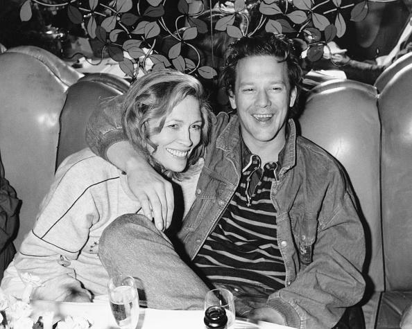 ミッキー・ローク「Faye Dunaway And Mickey Rourke」:写真・画像(10)[壁紙.com]