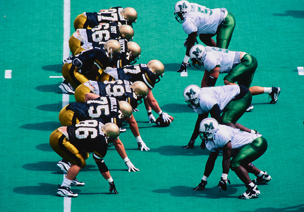 Huntington - West Virginia「Marshall University Thundering Herd  vs Army Black Knights」:写真・画像(8)[壁紙.com]