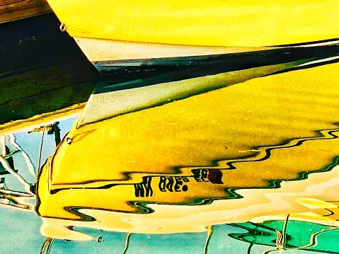 Great Lakes「Boats reflections in Lake Superior」:スマホ壁紙(11)