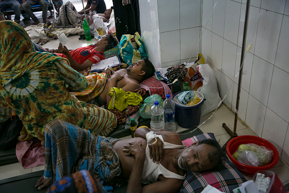 Bangladesh「Bangladesh Hit By Dengue Fever Outbreak」:写真・画像(14)[壁紙.com]