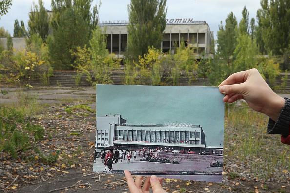 Overgrown「Chernobyl, Nearly 30 Years Since Catastrophe」:写真・画像(2)[壁紙.com]