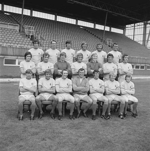 Sports Team「Coventry City Squad 1970-71」:写真・画像(1)[壁紙.com]