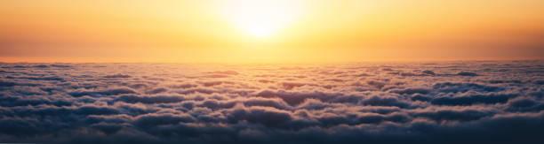 Sunrise Above The Clouds:スマホ壁紙(壁紙.com)