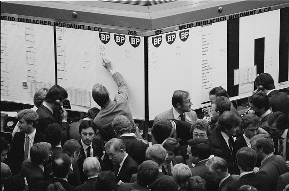 20th Century「London Stock Exchange」:写真・画像(1)[壁紙.com]