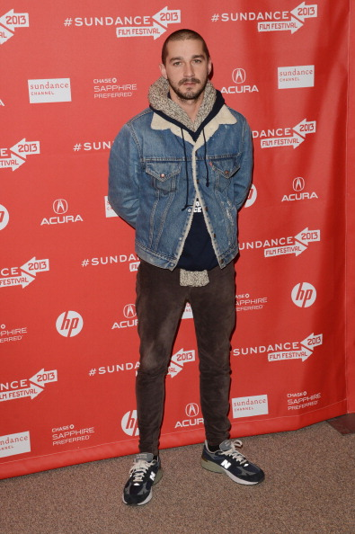 "Double Denim「""The Necessary Death Of Charlie Countryman"" Premiere - Arrivals - 2013 Sundance Film Festival」:写真・画像(10)[壁紙.com]"