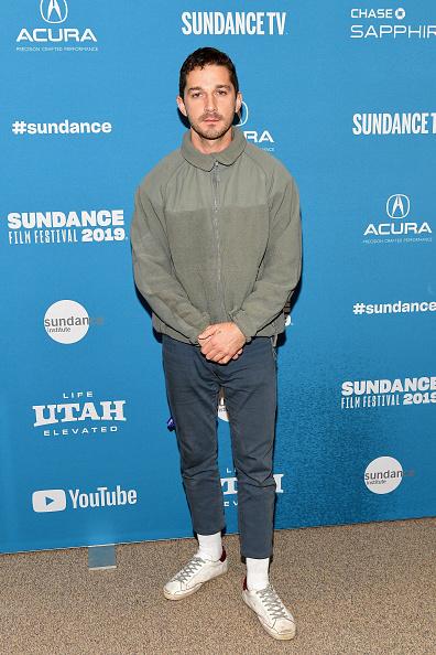 "Sundance Film Festival「2019 Sundance Film Festival - ""Honey Boy"" Premiere」:写真・画像(10)[壁紙.com]"