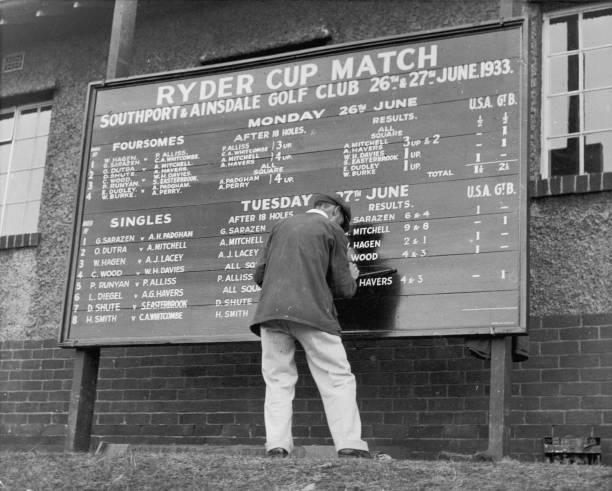 Ryder Cup Match:ニュース(壁紙.com)