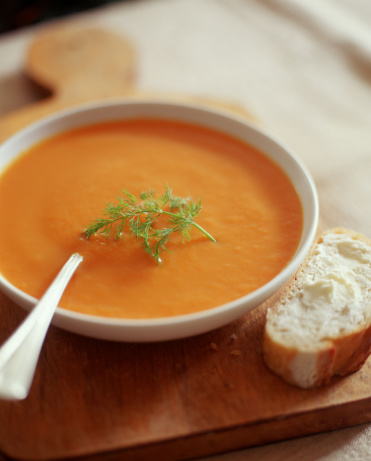 Appetizer「Carrot soup」:スマホ壁紙(3)