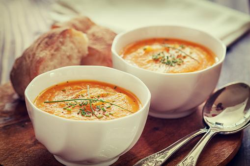 Chive「Carrot Soup」:スマホ壁紙(5)