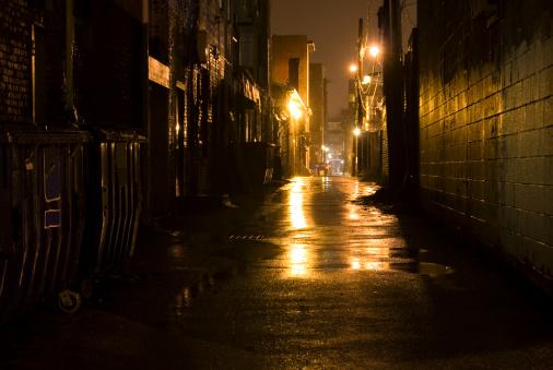 Alley「Dark Alley」:スマホ壁紙(7)