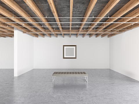 Collection「Frame blank art in gallery」:スマホ壁紙(11)
