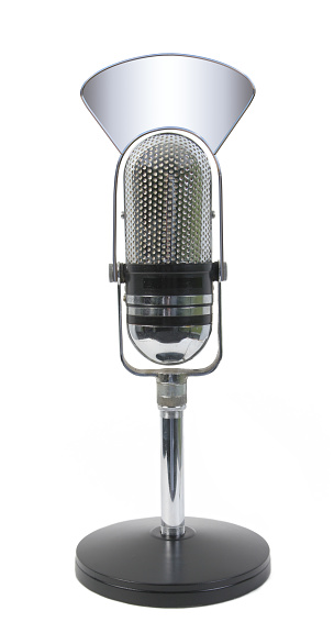 Rock Music「Microphone」:スマホ壁紙(13)