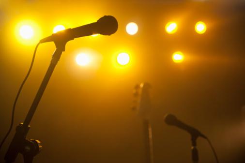 Music「Microphone」:スマホ壁紙(17)