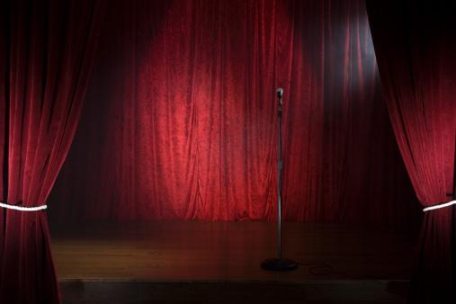 Velvet「Microphone on stage」:スマホ壁紙(12)
