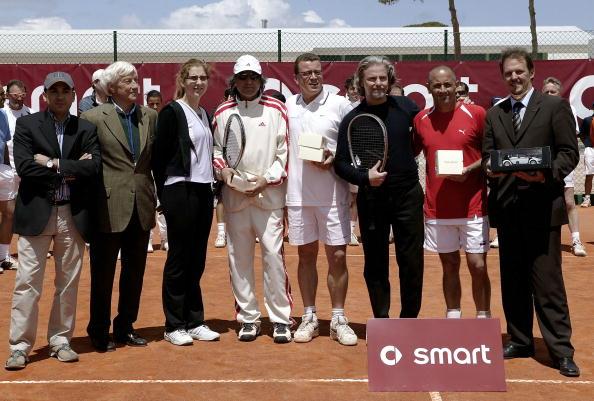 Best shot「Laureus Tennis Challenge」:写真・画像(11)[壁紙.com]