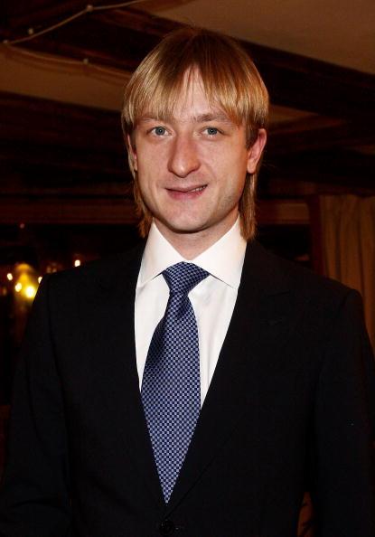 Evgeni Plushenko「5th World Stars Ski Event」:写真・画像(1)[壁紙.com]