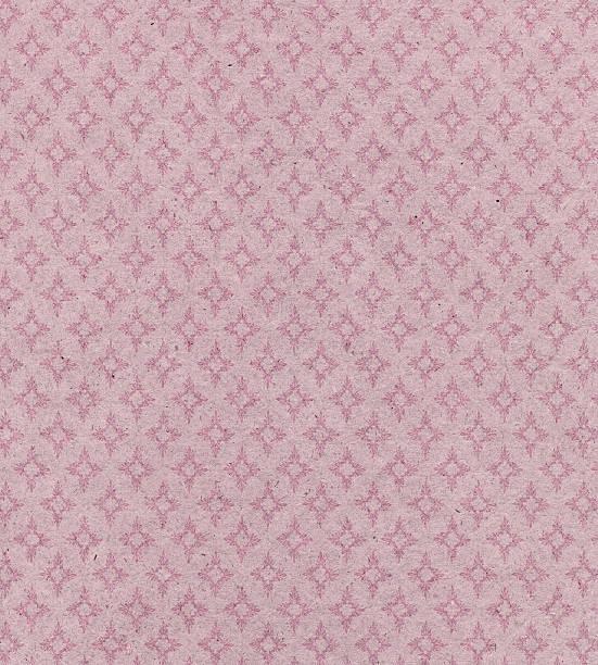 faded pink paper with ornament:スマホ壁紙(壁紙.com)