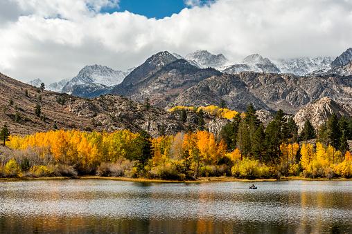 インヨー国有林「Eastern Sierra Fall Color」:スマホ壁紙(3)