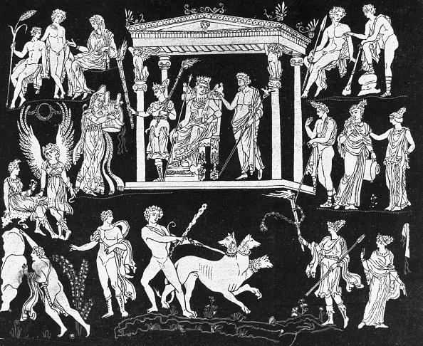 Greek Culture「Orpheus And Eurydice」:写真・画像(16)[壁紙.com]