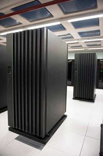 Data Center「Server room」:スマホ壁紙(13)