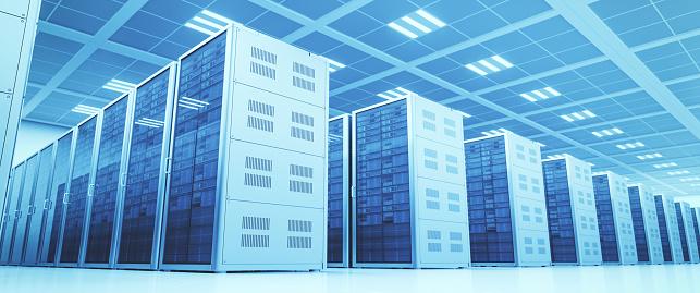 Data「Server Room」:スマホ壁紙(11)