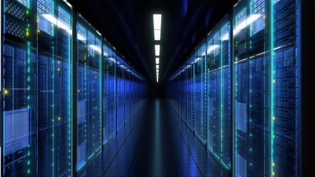 Server Room:スマホ壁紙(壁紙.com)