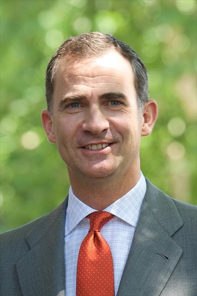 Carlos Alvarez「Prince Felipe of Spain Arrives at Elcano Institute in Madrid」:写真・画像(10)[壁紙.com]