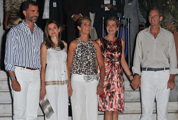Princess Elena of Spain「Wedding of Prince Nikolaos and Tatiana Blatnik - Pre Wedding Reception」:写真・画像(11)[壁紙.com]