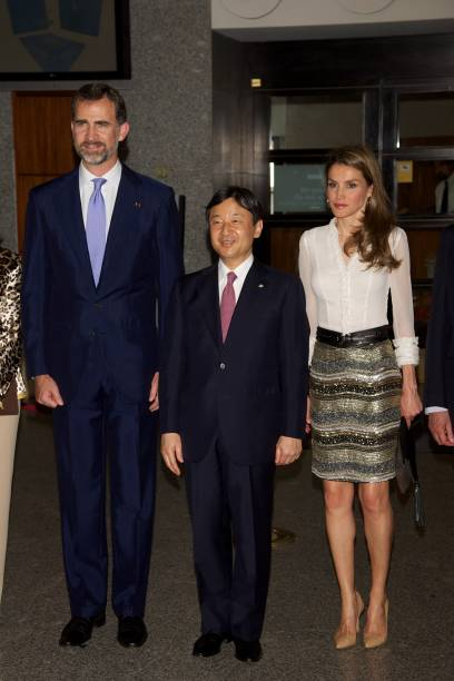 Prince Felipe of Spain and Japanese Crown Prince Naruhito Attend a Concert:ニュース(壁紙.com)