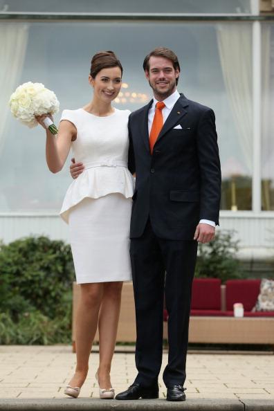 Wedding Vows「Civil Wedding Of Prince Felix Of Luxembourg & Claire Lademacher」:写真・画像(11)[壁紙.com]