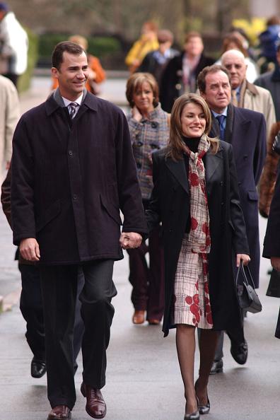 Costa Rica「Prince Felipe Of Spain And Fiancee Letizia Ortiz Visit Covadonga」:写真・画像(17)[壁紙.com]