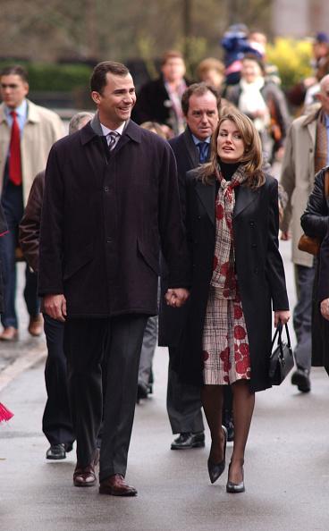 Costa Rica「Prince Felipe Of Spain And Fiancee Letizia Ortiz Visit Covadonga」:写真・画像(16)[壁紙.com]