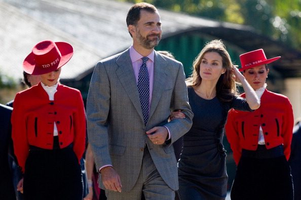 Architectural Feature「Spanish Royals Attend a Meeting With 'Gonzalez Byass' Foundation」:写真・画像(1)[壁紙.com]