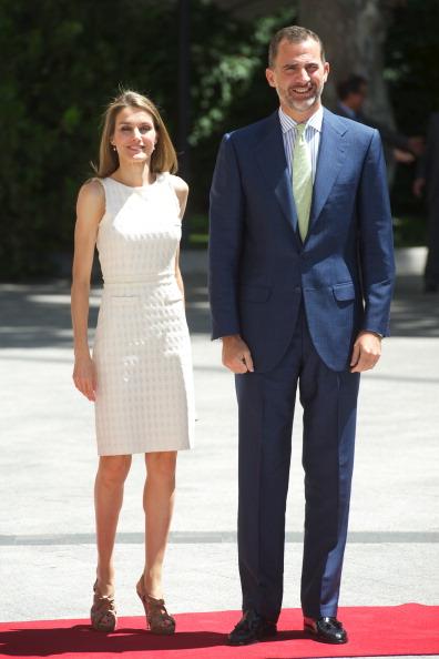 Carlos Alvarez「Spanish Royals Attend 'Luis Carandell' Journalism Awards 2013」:写真・画像(15)[壁紙.com]