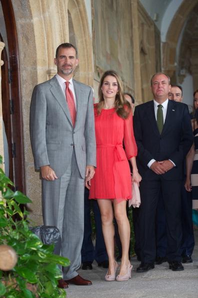 Carlos Alvarez「Spanish Royals Meet Institute Cervantes Directors」:写真・画像(11)[壁紙.com]