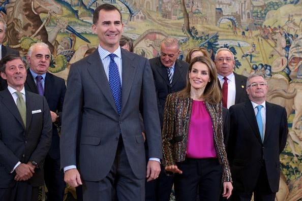 Carlos Alvarez「Spanish Royals Attend Audiences at Zarzuela Palace」:写真・画像(16)[壁紙.com]