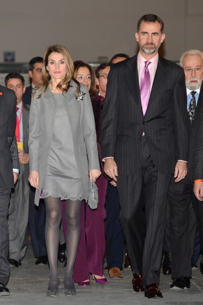 Carlos Alvarez「Spanish Royals Inaugurate ARCO Art Fair 2013」:写真・画像(1)[壁紙.com]