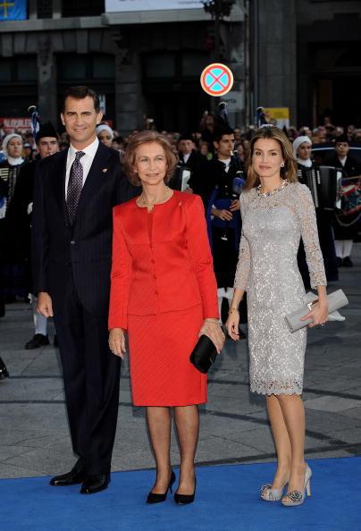 Prince - Royal Person「Prince Of Asturias Awards 2008」:写真・画像(9)[壁紙.com]