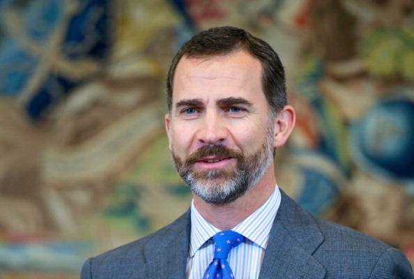 Felipe VI of Spain「Spanish Royals Attend Audiences at Zarzuela Palace」:写真・画像(2)[壁紙.com]