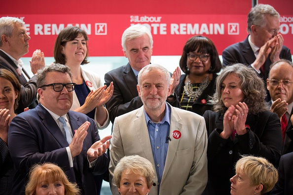 影「Shadow Cabinet Make A Joint Call To Labour Supporters To Vote Remain in EU Referendum」:写真・画像(12)[壁紙.com]