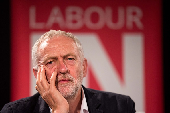 Labor Party「Jeremy Corbyn Leads Rally To Remain In The EU」:写真・画像(0)[壁紙.com]