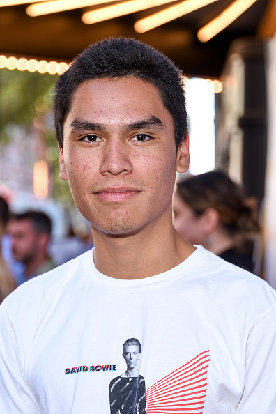 "Forrest Goodluck「2018 Outfest Los Angeles LGBT Film Festival Closing Night Gala Of ""The Miseducation Of Cameron Post"" - Red Carpet」:写真・画像(9)[壁紙.com]"