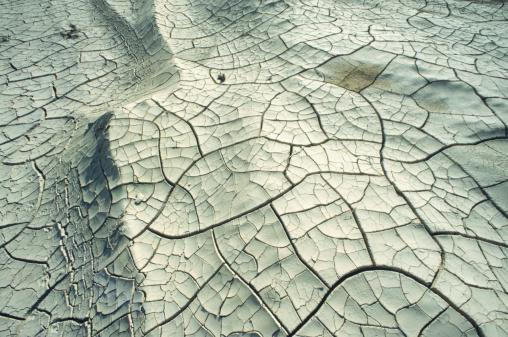 Riverbed「Dry riverbed, Israel, elevated view」:スマホ壁紙(16)