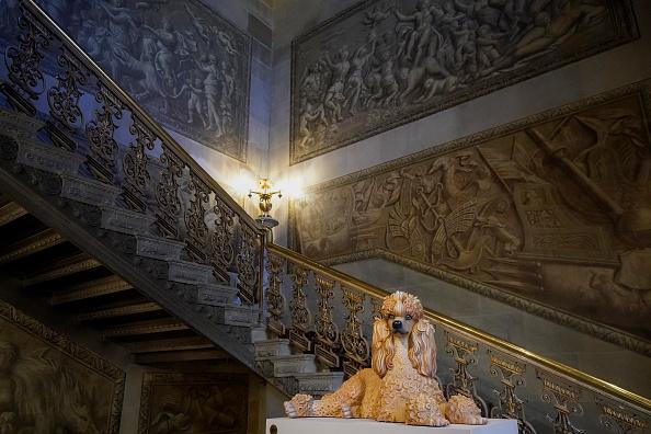 動物「Duke and Duchess of Devonshire Present Chatsworth 2019 Sculpture Exhibition」:写真・画像(12)[壁紙.com]