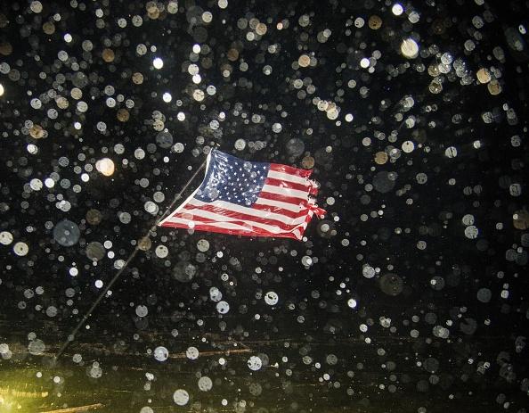 Mark Wallheiser「Hurricane Hermine Bears Down On Florida's Gulf Coast」:写真・画像(11)[壁紙.com]