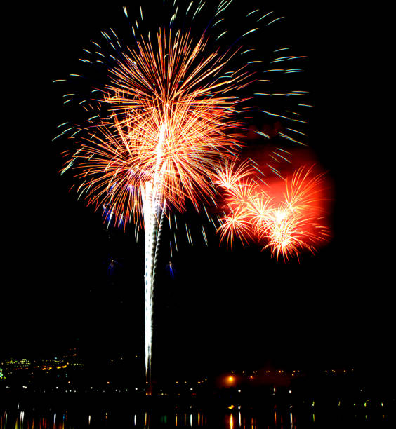 Sumidagawa Fireworks Festival, Tokyo, Japan:スマホ壁紙(壁紙.com)