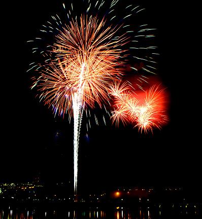 花火「Sumidagawa Fireworks Festival, Tokyo, Japan」:スマホ壁紙(15)