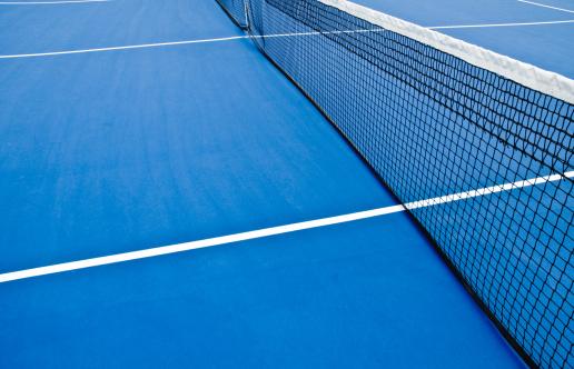 Leisure Games「Empty Tennis Court」:スマホ壁紙(1)